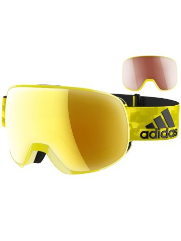 adidas Sport eyewear progressor pro pack bright yellow shiny Goggle