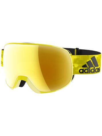 adidas Sport eyewear progressor s bright yellow shiny Goggle