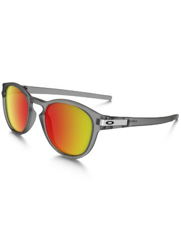Oakley Latch Matte Clear Grey Ink Sonnenbrille