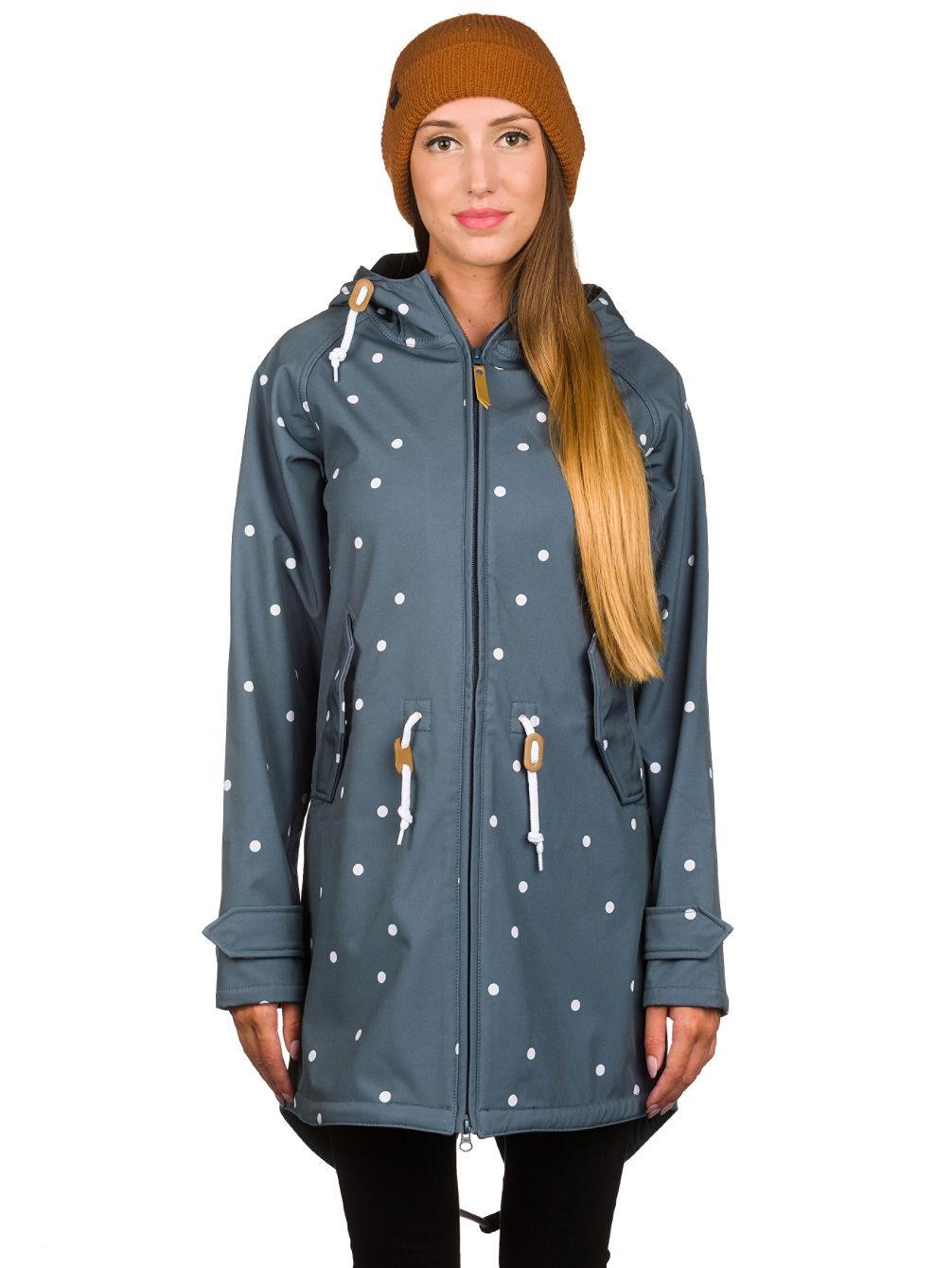 derbe island friese dots mantel online kaufen bei blue. Black Bedroom Furniture Sets. Home Design Ideas