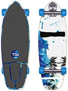 "Teahupoo Alley 10"" x 31"" Complete"