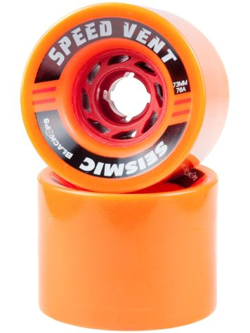Seismic Speed Vent 76A 73x54mm orange Ruedas