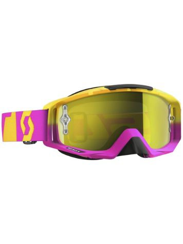 Scott Tyrant MX oxide pink/yellow