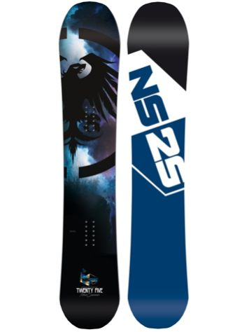 Never Summer Twenty Five X 163 2017 Snowboard