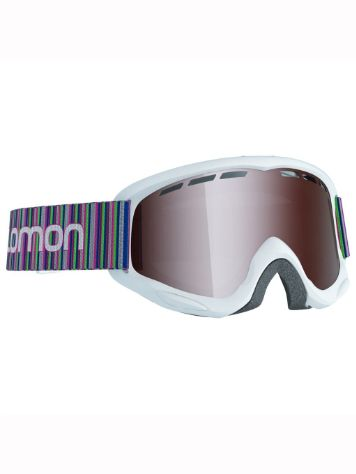 Salomon Juke White Boys Goggle jongens