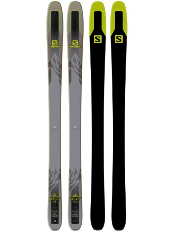 Salomon Qst 92 161 2017 Ski