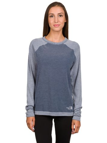 THE NORTH FACE Harpster Crew Camiseta técnica LS