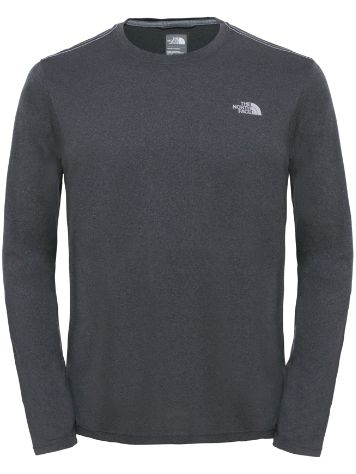 THE NORTH FACE Reaxion Amp Crew Tech t-shirt LS