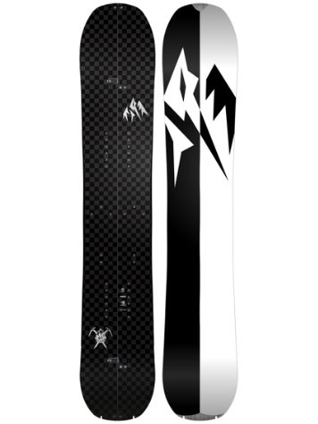 Jones Snowboards Carbon Solution 164 2017