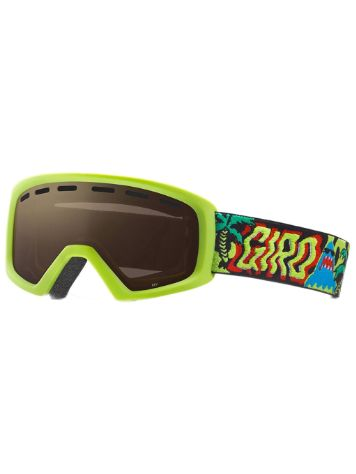 Giro Rev Lime Shark Party Youth Goggle jongens