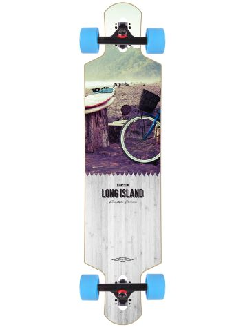 "Long Island Longboards Good Day 9.7"" x 40.4"" DT Complete"