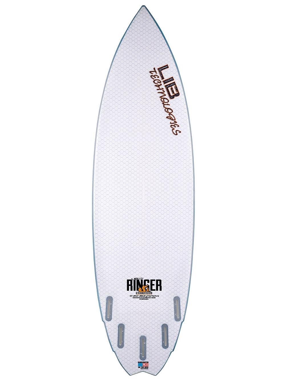 Compra lib tech ringer 6 39 0 5 fin logo tavola da surf - Misure tavole da surf ...