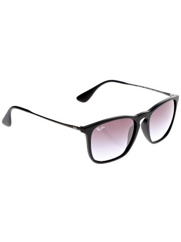 Ray Ban Chris Rubber Black Sonnenbrille
