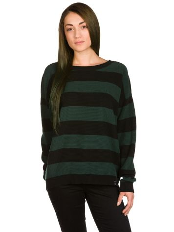Iriedaily Joss Stripe Knit Strickjacke