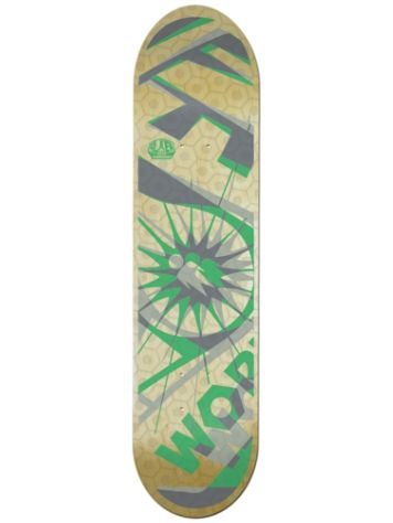 Alien Workshop Hexmark OG Glyph 8.125'' Skateboard Deck