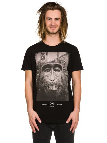 Iriedaily Monkey Takeover T-Shirt