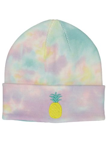 A.Lab Girls Ever Tie Dye Pineapple Beanie