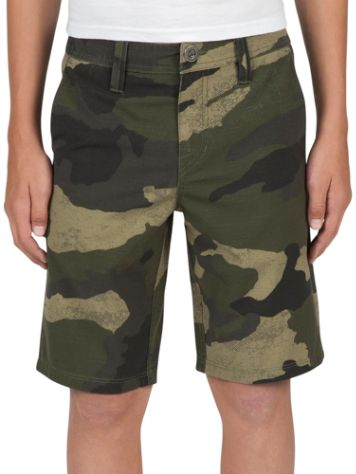 Volcom Frickin SNT Mix Shorts Boys