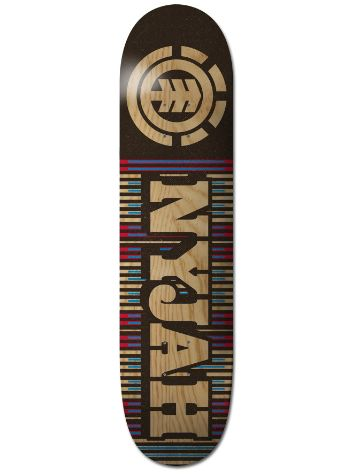 "Element Nyjah 1St Phase 8"" Skateboard Deck"