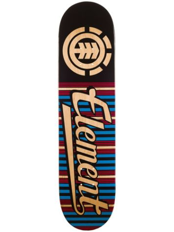 "Element 1St Phase Scri 7.75"" Skateboard Deck"