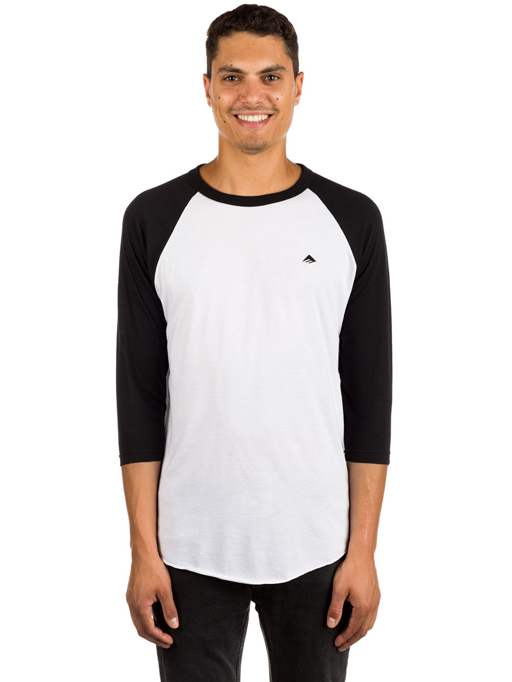 Triangle Raglan T-Shirt LS