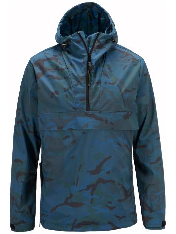 Peak Performance Army Windbreaker