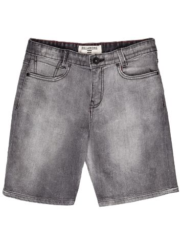 Billabong Outsider 5 Pockets Denim Shorts Boys