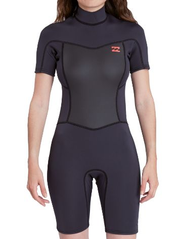 Billabong Synergy 2/2 Back Zip Spring Wetsuit