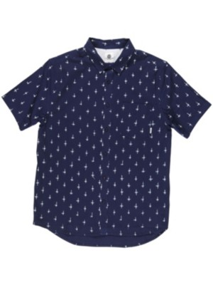 Element Hallen Shirt eclipse navy Gr. S