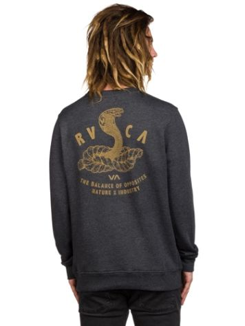 RVCA Rope Snake Crew Jersey