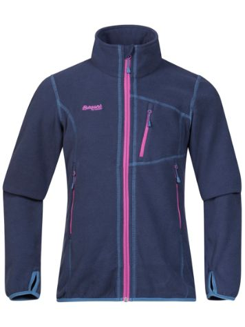 Bergans Runde Fleece Jacket Girls