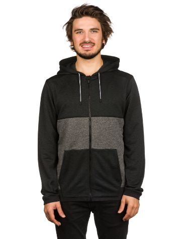 Hurley Dri-Fit Disperse Blocked Zip Hoodie