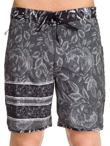 Hurley Phantom Block Party Rosewater Boardshort