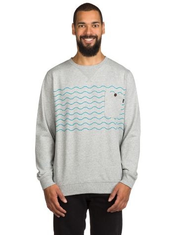Rip Curl Wavy Party Crew Sweater
