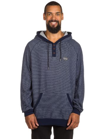 Rip Curl Hooded Stripe Fleece Hoodie