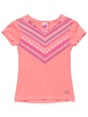 Rip Curl Feather Camiseta niñas