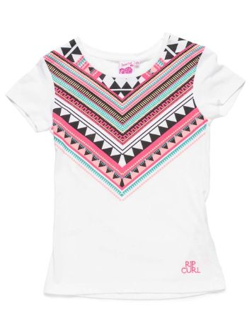 Rip Curl Feather T-shirt meisjes