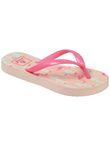 Reef Little Escape Print Sandals Girls