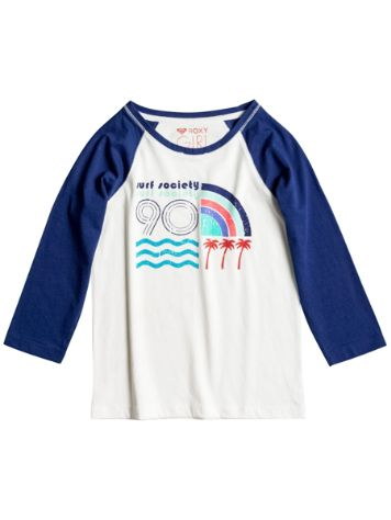 Roxy Indian Camp T-Shirt LS Girls