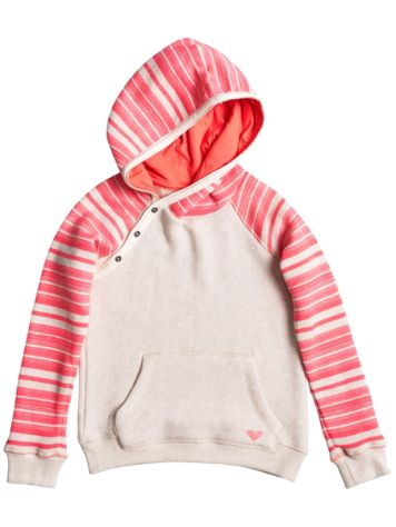 Roxy Close To You Lola Stripe Hoodie Girls