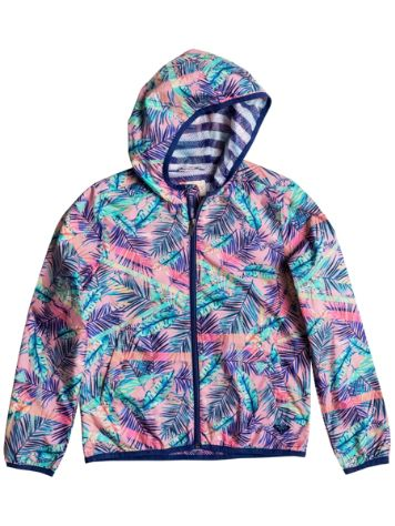 Roxy Direction Of Birds Zip Hoodie Girls
