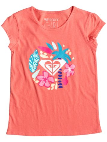 Roxy Mo´d Bows And Arrows Camiseta niñas