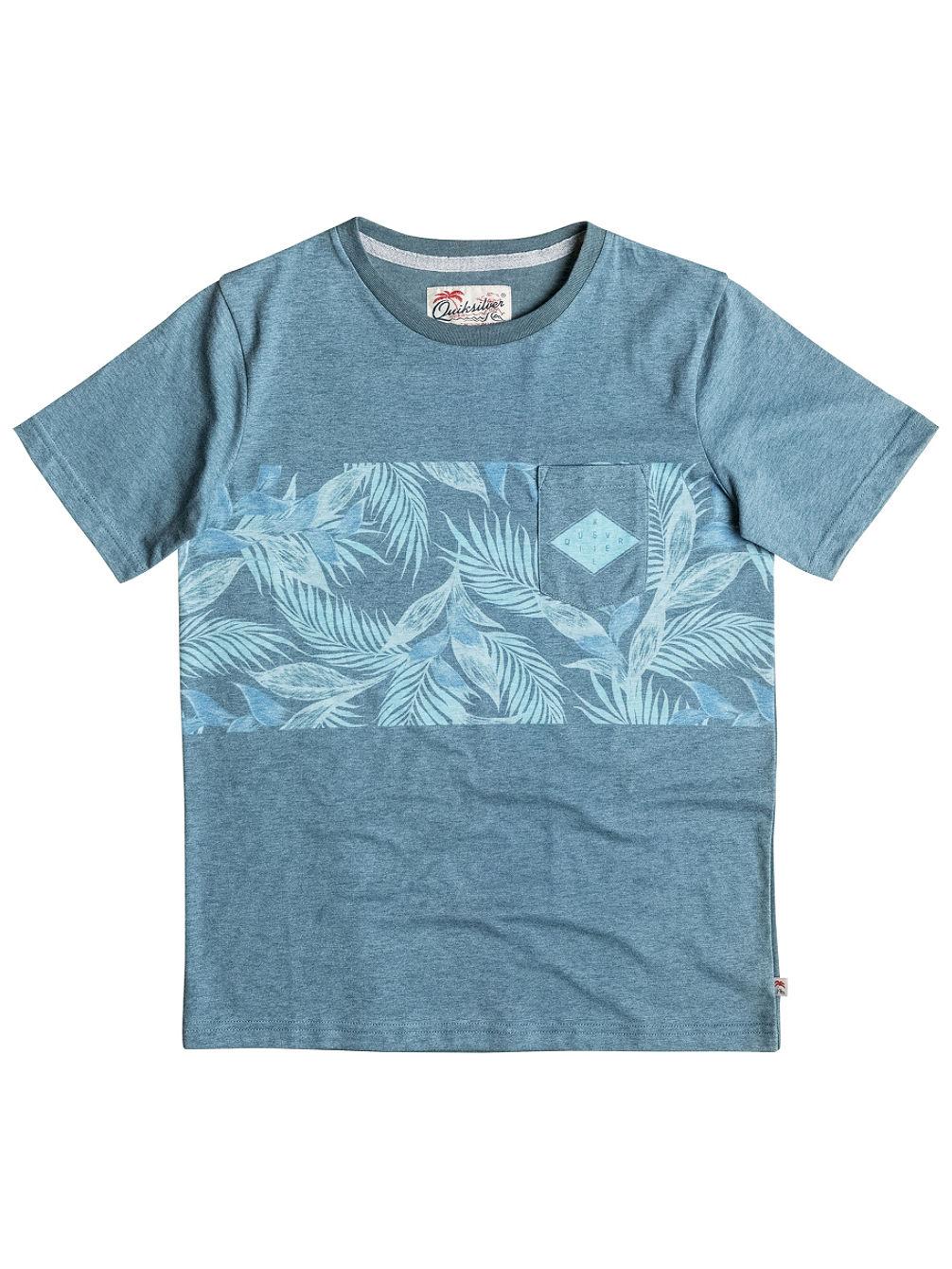 quiksilver faded time t shirt jungen online kaufen bei blue. Black Bedroom Furniture Sets. Home Design Ideas