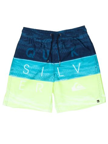 Quiksilver Word Waves Vl 15 Boardshorts Jungen