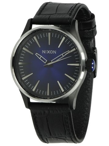 Nixon The Sentry 38 Leather Horloge