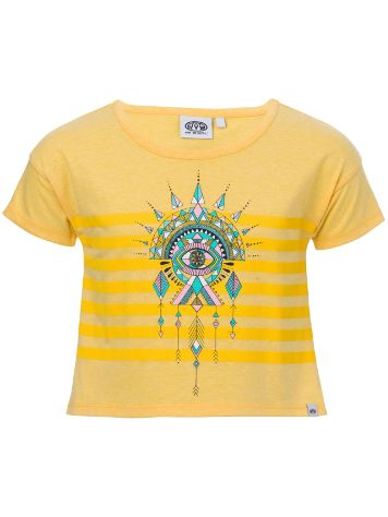 Animal Eye Eye T-Shirt Girls