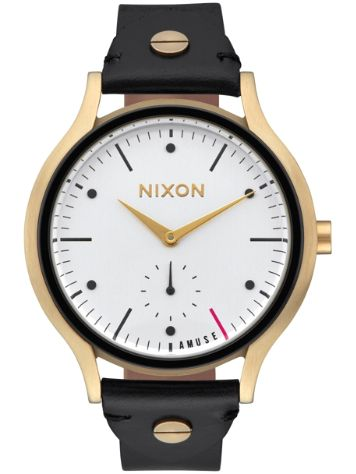 Nixon The Sala Leather Reloj