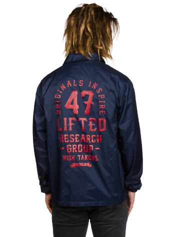 LRG Inspire Coaches Jacket