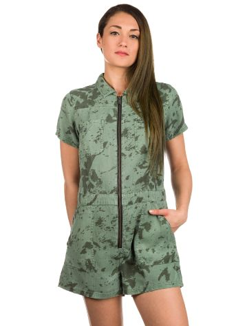 Obey Charlie Romper Overall