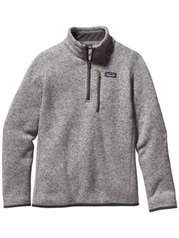 Patagonia Better Sweater Zip Fleece Pullover Jungen